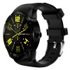 K98H 1.3 inch Screen Display Bluetooth Smart Watch IP54 Waterproof Support Pedometer 3G WCDMA Heart Rate Monitor GPS Navigation WeChat Reminder Support Android 4.1 Phones