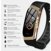 E18 Waterproof Smart Watch Band with Heart Rate Sensor, Sports Monitoring, Call Reminder