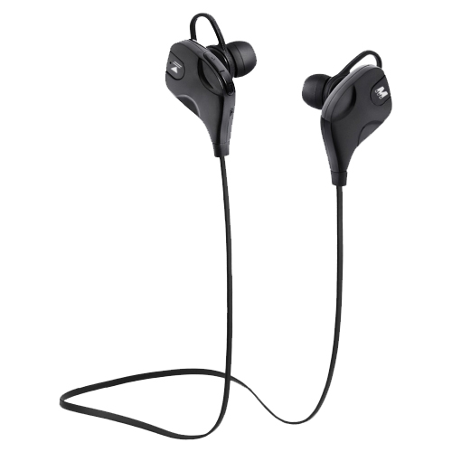M8 Wireless Bluetooth Stereo Earphone with Wire Control + Mic