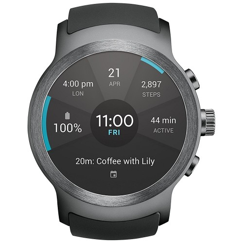 Android Wear Watches Will Win New Faces