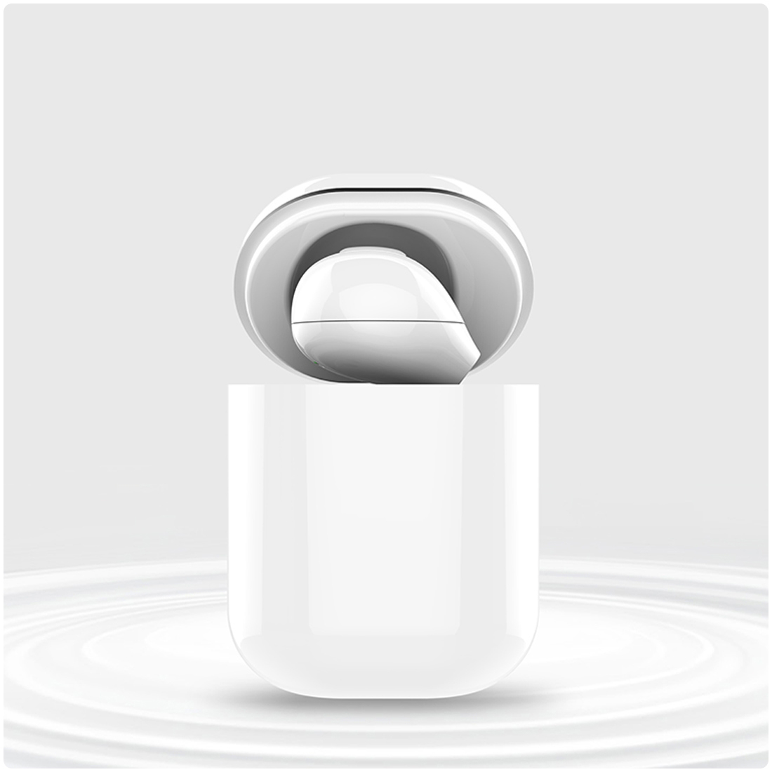 X8 Nanopods Invisible Bluetooth Earphones with Magnetic Charging Case